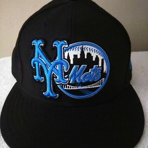 New Era New York Mets fitted cap (7&3/4).